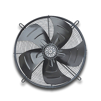 230 V 60 Hz 285 W 1000 rpm External Rotor Axial Fan MF092