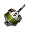 120v ~ 230v Single Phase Asynchronous Blender Electric AC Motor For Kitchen Appliance MM124