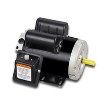 BMM Single Phase Dripproof Air Compressor Motor