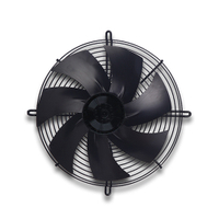 230 V 60 Hz 185 W 1050 rpm External Rotor Axial Fan MF090