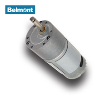 BMM-37ZYJ-36ZY 12V 24V Low RPM High Torque DC Gear Motor