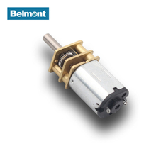 BMM-20 Low Speed DC Gear Motor For Smart Lock And Small Car Robot