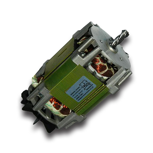 100v ~ 230v Single Phase Asynchronous Motor Electric AC Motor For Paper Shredder MM104