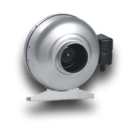 BMF220 AC Circular duct fan