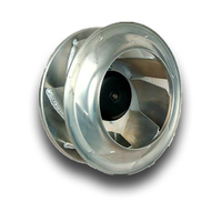 BMF355-GH-E EC Backward curved centrifugal fan