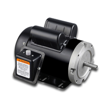 BMM Single-Phase, Totally Enclosed, General Purpose, Capacitor Start & Run Motor