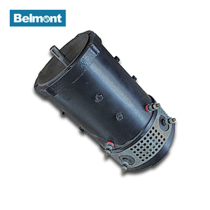 BQM-Q4841 48V High Speed Low Torque Drive DC Motor