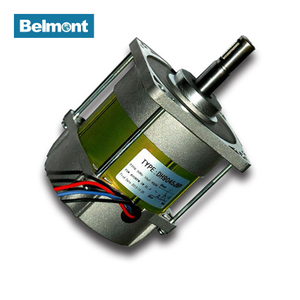BAM90-6 series 220v Single Phase Asynchronous Barrier Gate Electric AC Motor For Highway Equipment