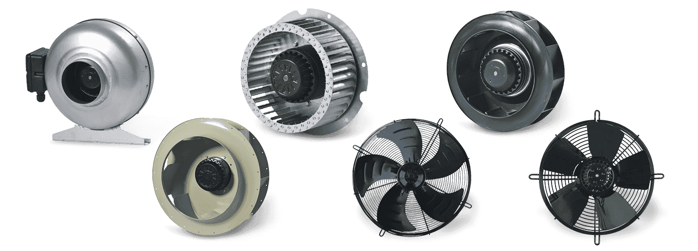 fans series2 Brushless Motor